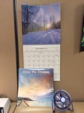 Wall Calendar, Dani Wade
