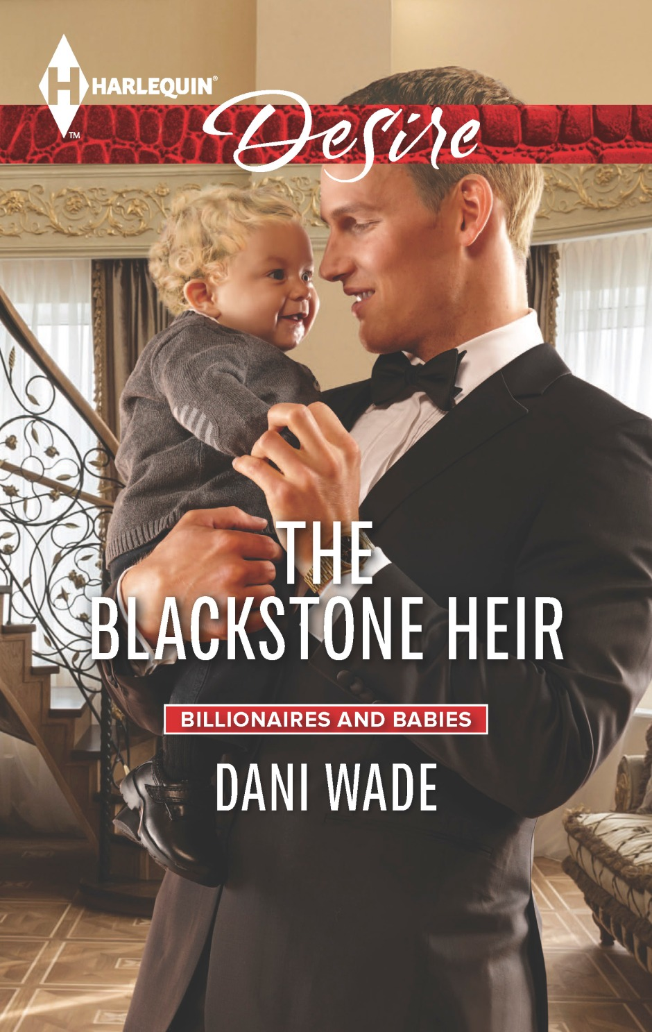 Mill Town Millionaires, Billionaires and Babies, Blackstone Heir, Dani Wade