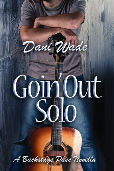 Goin' Out Solo, Backstage Pass Series, rock star romance